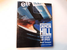 DAMON HILL The Legacy of Speed (Tremayne 1994)
